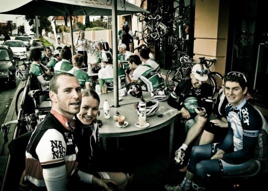 Cafe Racer outside