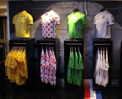 LCS TDF DISPLAY HARRODS